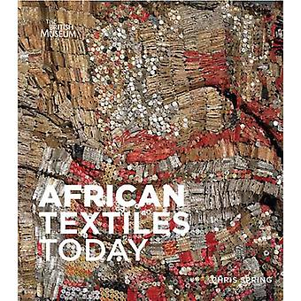 African Textiles Today by Christopher Spring - 9780714115597 Book