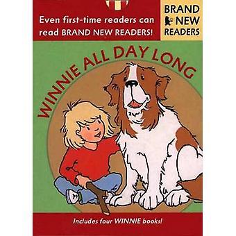 Winnie All Day Long - Brand New Readers by Leda Schubert - Bill Benedi
