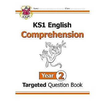 New KS1 English Targeted Question Book - Comprehension - Year 2 - 9781