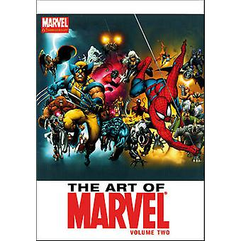 The Art of Marvel - v. 2 by Alex Ross - 9781846534218 Book