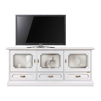 TV Door Cabinet with 3 Doors showcase