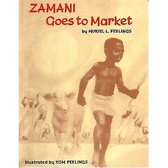 Zamani går till marknaden