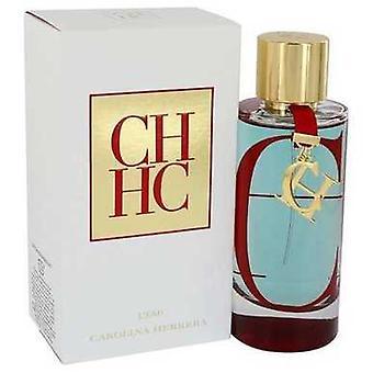 Ch L'eau By Carolina Herrera Eau De Toilette Spray 3.4 Oz (women) V728-542123
