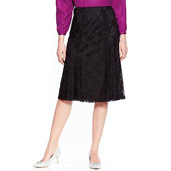 Ladies Womens Lace Skirt
