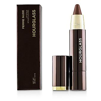 HourGlass Femme Nude Lip Stylo - #N5 (Golden Peach Nude with Shimmer) 2.4g/0.08oz