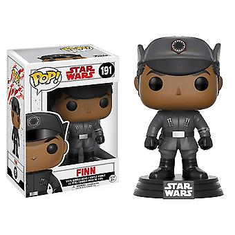 Star Wars Finn Episode VIII the Last Jedi Pop! Vinyl