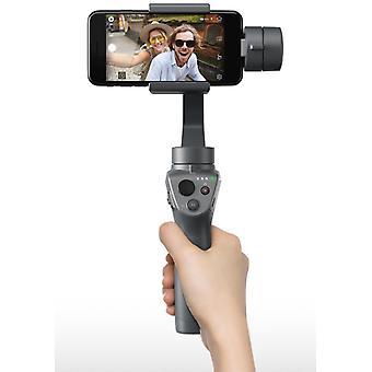 Dji osmo móvil 2 estabilizador de cardán de mano - seguimiento inteligente, retardo de trayectoria, modo de ritmo vertical, soporte de la aplicación