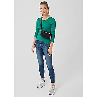 s. Oliver s. Oliver 39.908.94.2876 WomenBlack sacos de ombro (preto) 4x12x18 centímetros (B x H x T)