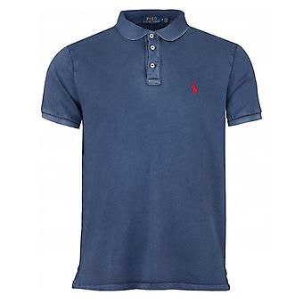Polo Ralph Lauren Towelling Slim Fit Polo