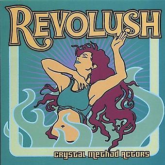 Revolush - Crystal Method Actors [CD] USA import