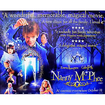 Nanny Mcphee (Single Sided) Original Cinema Poster