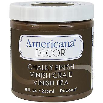 Americana Chalky Finish Paint 8Oz Rustic Adc 25