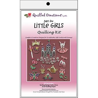 Quilling Kits Just For Little Girls Q40 12