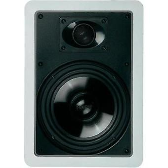 305 mm mounted speaker White