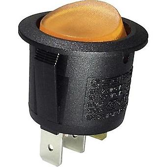 Toggle switch 250 Vac 10 A 1 x Off/On SCI R13-223B