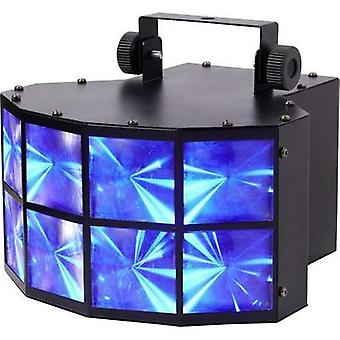 LED effect light Renkforce LV-DJ13 No. of LEDs:4 x 8 W