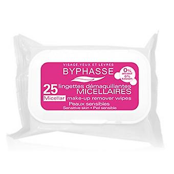Byphasse Wipes Solution Micellar You Desm 25 Sensitive Skin