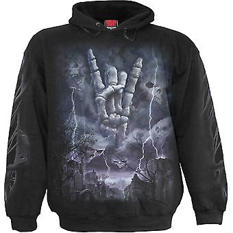 Spiral Direct Gothic ROCK ETERNAL - Hoody Black|Metal|TombStone|Death|Celtic