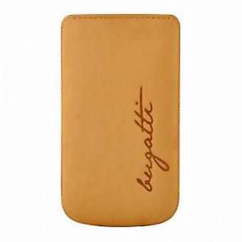 Bugatti leather bag perfect velvety honey for iPhone 4 4 S