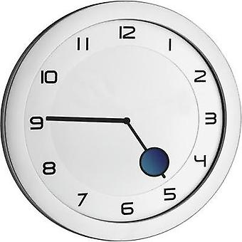 Quartz Wall clock TFA 60.3028.54 28 cm x 1.5 cm Metallic silver