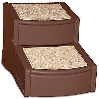 Pet Gear 2 Step Chocolate 40.64x55.88x40.64cm