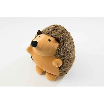 Cute Brown Heavy Hedgehog Cartton Character Doorstopper