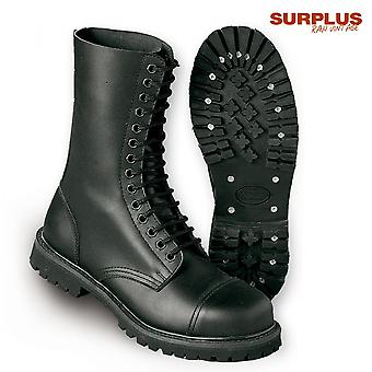 Surplus boots 14 hole boots undercover