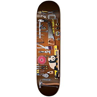 Enjoi Wallin Premium Panda Slick Skateboard Deck - 8.125