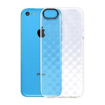 Body Glove Shimmer Case for Apple iPhone 5C (Silver)