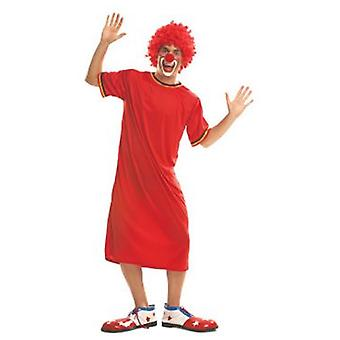 My Other Me Disfraz Payaso Rojo (Disfraces)