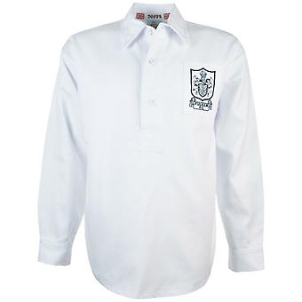Fulham 1950s Retro Football Shirt
