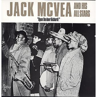 Jack McVea & hans All Stars - åben dør Richard! (Mono) [Vinyl] USA import