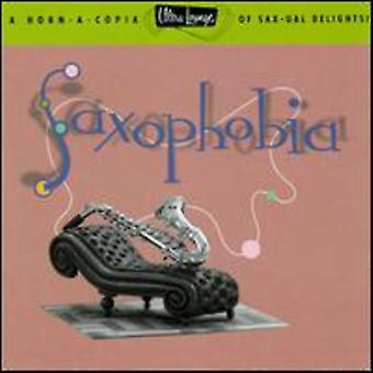 Ultra Lounge - Ultra Lounge: importazione USA di vol. 12-Saxophobia [CD]