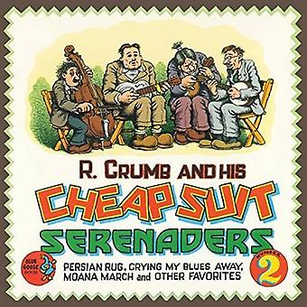 R. Crumb and His Cheap Suit Serenaders - Number 2 [Vinyl] USA import