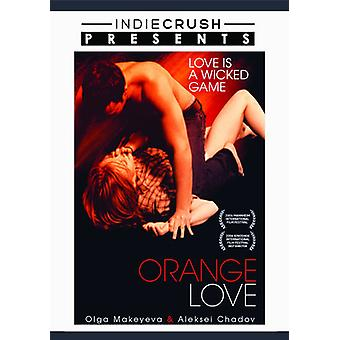 Orange kærlighed [DVD] USA importerer