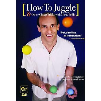 Hvordan at jonglere & andre billige Tricks [DVD] USA importerer