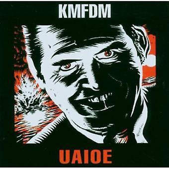 KMFDM - importer des USA Uaioe [CD]