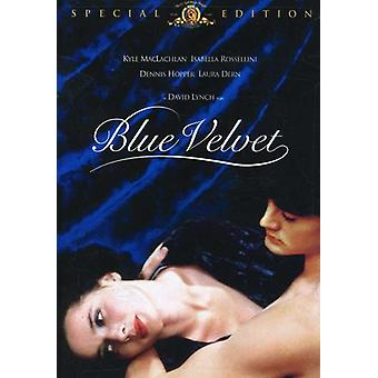 Blue Velvet [DVD] USA import