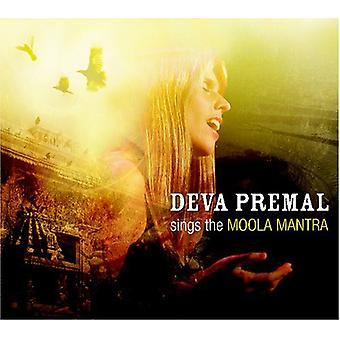Deva Premal - Deva Premal synger Moola Mantra [CD] USA importerer