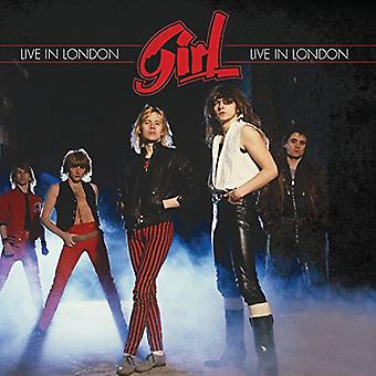 Girl - Live in London-February 26 1980 [CD] USA import
