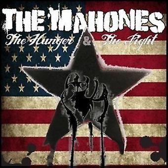 Mahones - Hunger & the Fight (Part 2) [Vinyl] USA import