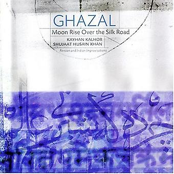 Ghazal - maan stijgen Over the Silk Road [CD] USA importeren