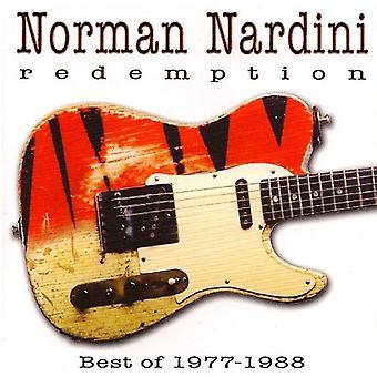 Norman Nardini - forløsning [CD] USA import