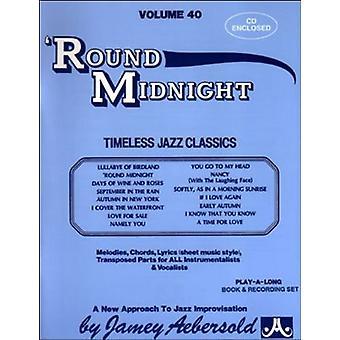 Runde midnat - Round Midnight [CD] USA importerer
