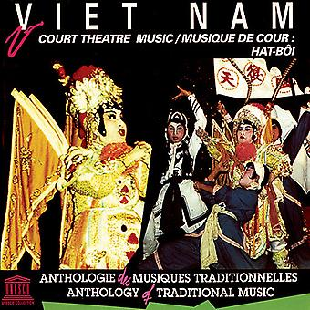 Forskellige kunstner - Vietnam: Retten teatermusik: Hat-Boi [CD] USA import