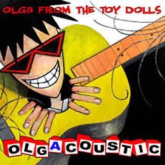 Legetøj dukker - legetøj dukker-Olgacoustic [CD] USA importerer