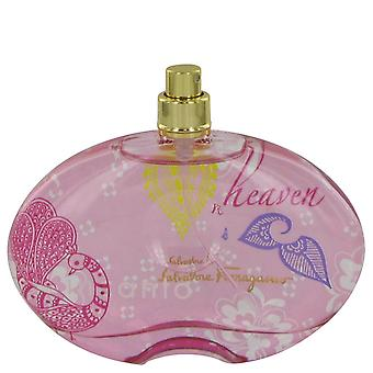 Salvatore Ferragamo Women Incanto Heaven Eau De Toilette Spray (Tester) By Salvatore Ferragamo