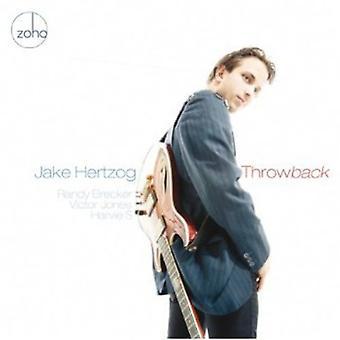 Jake Hertzog - reversion [CD] USA import