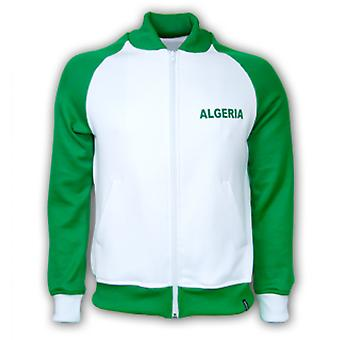 Algeria 1980\'s Retro Jacket polyester / cotton