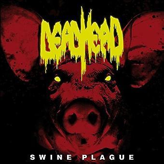 Død hoved - svin pest [Vinyl] USA importerer